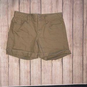 Ann Taylor Loft Cuffed Shorts
